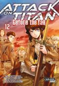 Manga: Attack on Titan - Before the Fall 12