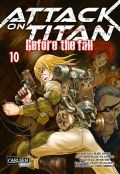 Manga: Attack on Titan - Before the Fall 10