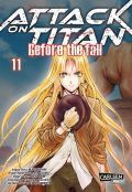 Manga: Attack on Titan - Before the Fall 11