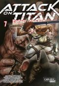 Manga: Attack on Titan - Before the Fall  7