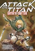 Manga: Attack on Titan - Before the Fall  6