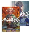 Roman: Attack On Titan - The Harsh Mistress of the City Doppelpack