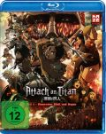 DVD: Attack on Titan Movie  1