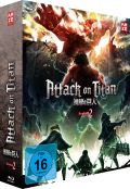 DVD: Attack on Titan - 2. Staffel  1 [Limited Edt.] [Blu-Ray]