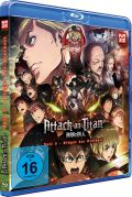 DVD: Attack on Titan Movie  2