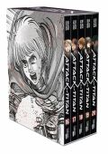 Manga: Attack on Titan Box 4