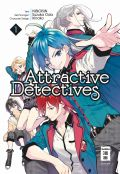 Manga: Attractive Detectives  1