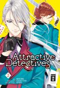 Manga: Attractive Detectives  2