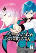 Manga: Attractive Detectives  3