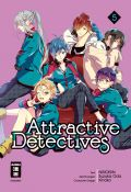 Manga: Attractive Detectives  5