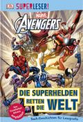 Roman: Superleser! Marvel