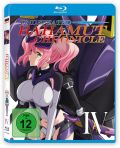 DVD: Undefeated Bahamut Chronicles  4 [Blu-Ray]