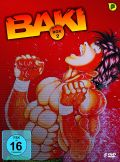 DVD: Baki - Staffel 2