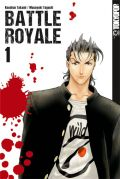 Manga: Battle Royale  1 [Sammelband]