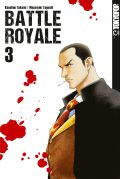 Manga: Battle Royale  3 [Sammelband]