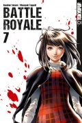 Manga: Battle Royale  7 [Sammelband]