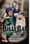 Manga: Billy Bat 19
