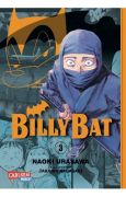 Manga: Billy Bat  3