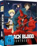DVD: Black Blood Brothers [Collector's Edt.] [Blu-Ray]