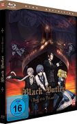 DVD: Black Butler - Book of the Atlantic [Blu-Ray]