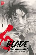 Manga: Blade of the Immortal - Perfect Edt.  1