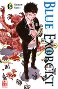 Manga: Blue Exorcist 18