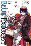 Manga: Blue Exorcist 19