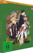 DVD: Blue Exorcist - Kyoto Saga  2 [Blu-Ray]