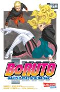 Manga: Boruto - Naruto the next Generation  8