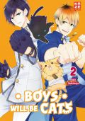 Manga: Boys will be Cats  2