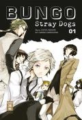 Manga: Bungo Stray Dogs  1