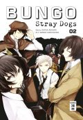 Manga: Bungo Stray Dogs  2