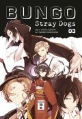 Manga: Bungo Stray Dogs  3