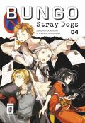 Manga: Bungo Stray Dogs  4