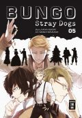 Manga: Bungo Stray Dogs  5