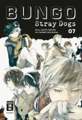 Manga: Bungo Stray Dogs  7