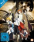 DVD: Bungo Stray Dogs - 1. Staffel  1 [Blu-Ray]