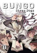 Manga: Bungo Stray Dogs 18