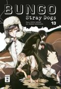 Manga: Bungo Stray Dogs 13