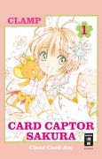 Manga: Card Captor Sakura - Clear Card Arc  1