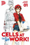Manga: Cells at Work  1