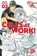 Manga: Cells at Work  2