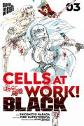 Manga: Cells at Work! Black  3