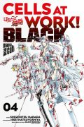 Manga: Cells at Work! Black  4