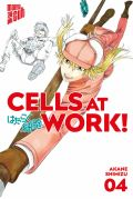 Manga: Cells at Work  4