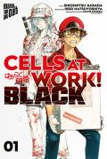 Manga: Cells at Work! Black  1