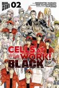Manga: Cells at Work! Black  2