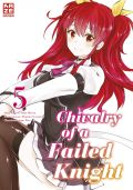 Manga: Chivalry of a Failed Knight  5