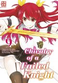 Manga: Chivalry of a Failed Knight  9