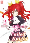 Manga: Chivalry of a Failed Knight  2